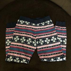 Pants - Sweater leggings
